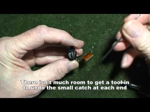 SONY HDR-HC3 SCREEN CABLE REPLACEMENT