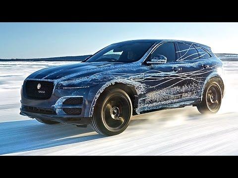 Jaguar Suv 2016 F Pace First Tv Commercial Porsche Macan Rival Carjam Hd 2017 You