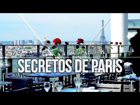 5 cosas de PARIS 🇫🇷 que no sabes