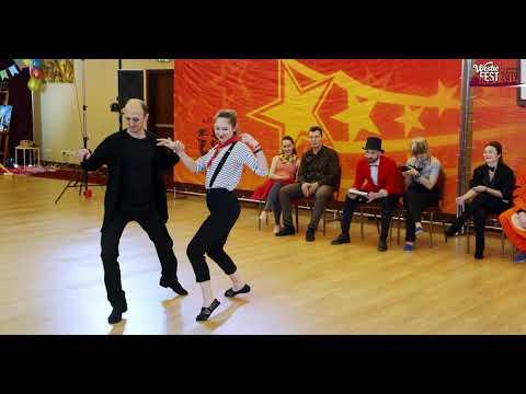 Open Strictly Swing Aleksandr Pchelkin Anastasiia Babakhan