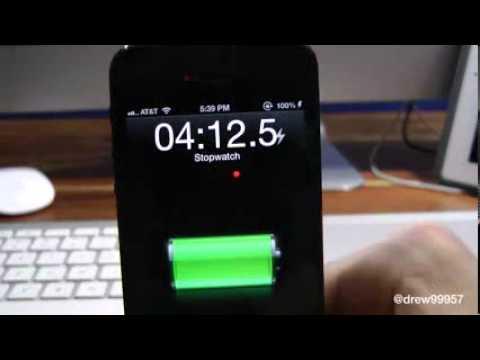Stoppur Show the Timer on Your LockScreen Cydia Tweak Review