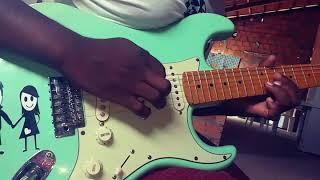 Como fazer uma guitarra chorar (cover)