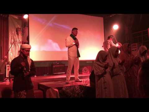 Sajadah Kaabah Rahmad Mega ft Deddy Dorres Launcing Album