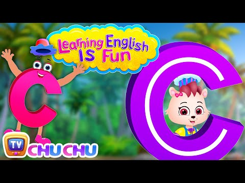 "Thumbnail: Learning English Is Fun™ | Alphabet ""C"" 