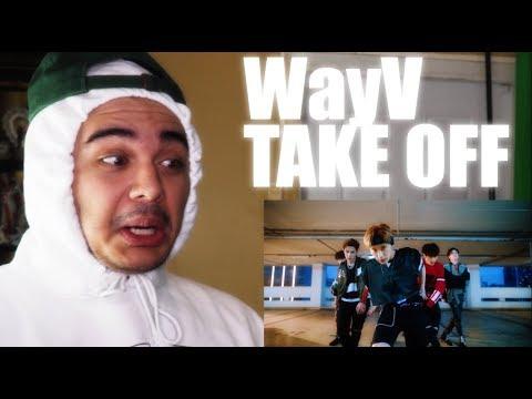 WayV - Take Off MV Reaction [WayV PLAY NO GAMES!]