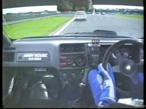 1988 ETCC Silverstone - RAC TT.