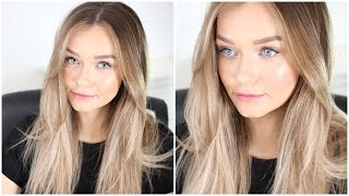 Chatty GRWM | Natural, Glowing Makeup For When You