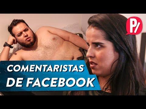 COMENTARISTAS DE FACEBOOK | PARAFERNALHA