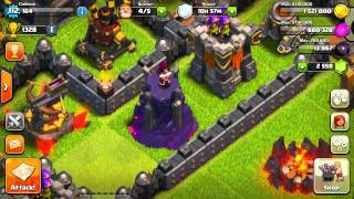 CLASH OF CLANS $2300FUNNY GEMMING TO MAX TOWN HALL 10 GEM SPREE LVL 13 CANNONS+FUNNY MOMENTS EP23