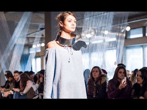 Maria Kobrock | Fall Winter 2017/2018 Full Fashion Show | Exclusive