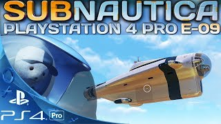 Subnautica PS4 Pro Deutsch Zyklop bauen Playstation 4 German Deutsch Gameplay #9