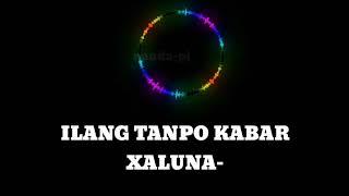 Gambar cover Ilang Tanpo Kabar-xaluna