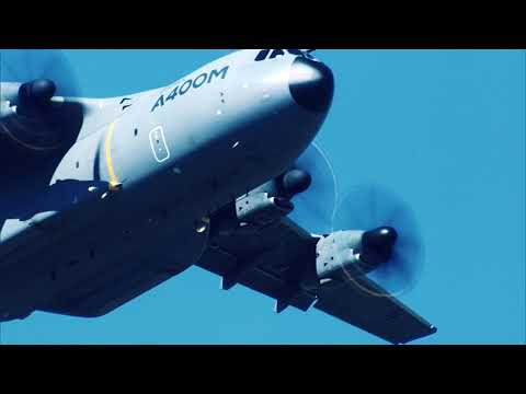 Airbus Military Aircraft Flying Displays PAS17