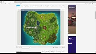 Seterra Fortnite Map Seterra Fortnite Battle Royale Season 4 Speedrun Youtube