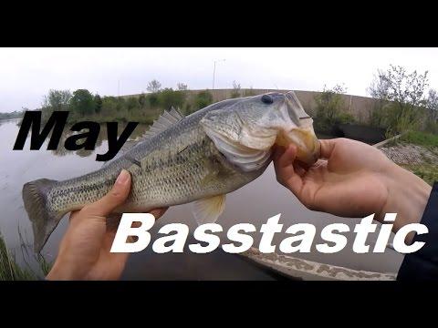 May Basstastic- Fluke Gets the Job Done
