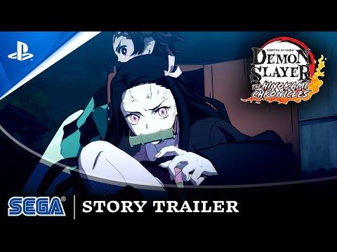 Demon Slayer -Kimetsu no Yaiba- The Hinokami Chronicles – Story Trailer   PS5, PS4