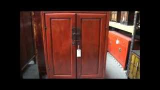 Red Wedding Cabinet | Chinese Furniture Wholesale