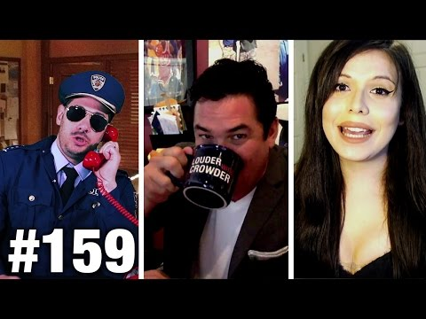 159 VOX SANCTUARY CITY LIES! Dean Cain and Blaire White  Louder With Crowder