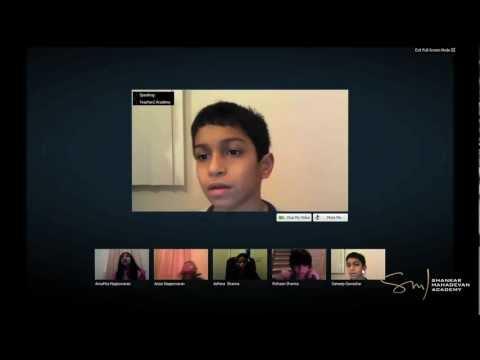 Shankar Mahadevan Academy:Virtual Class