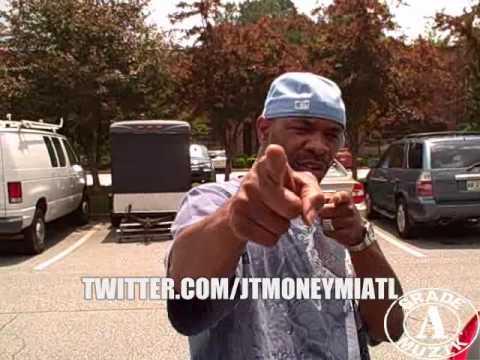 JT MONEY - POISON CLAN - DOWN SOUTH / FLORIDA HIP HOP PIONEER - GRADE A MUZIK