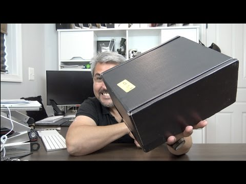 Blackberry me mando una caja negra, sorpresa!!