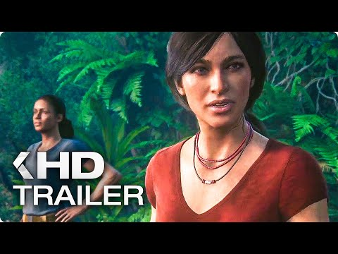 UNCHARTED: The Lost Legacy Making-Of Trailer (2017)