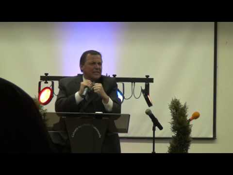 Rev Jimmy Toney Youth Rally Part 1