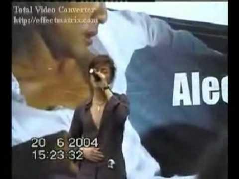 Alec Su(蘇有朋)の『左心房的痛』Live movie