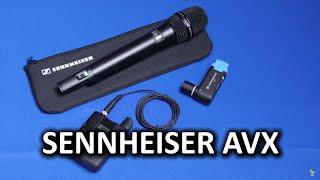 Sennheiser AVX - Wireless audio made easy!