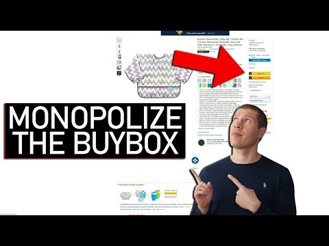 How To Sell More On Amazon By Monopolizing The Buybox