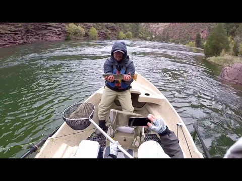 Fly Fishing Green River Utah Section A