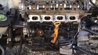 vw t4 1 8t aet380 turbo 1 stripping it apart