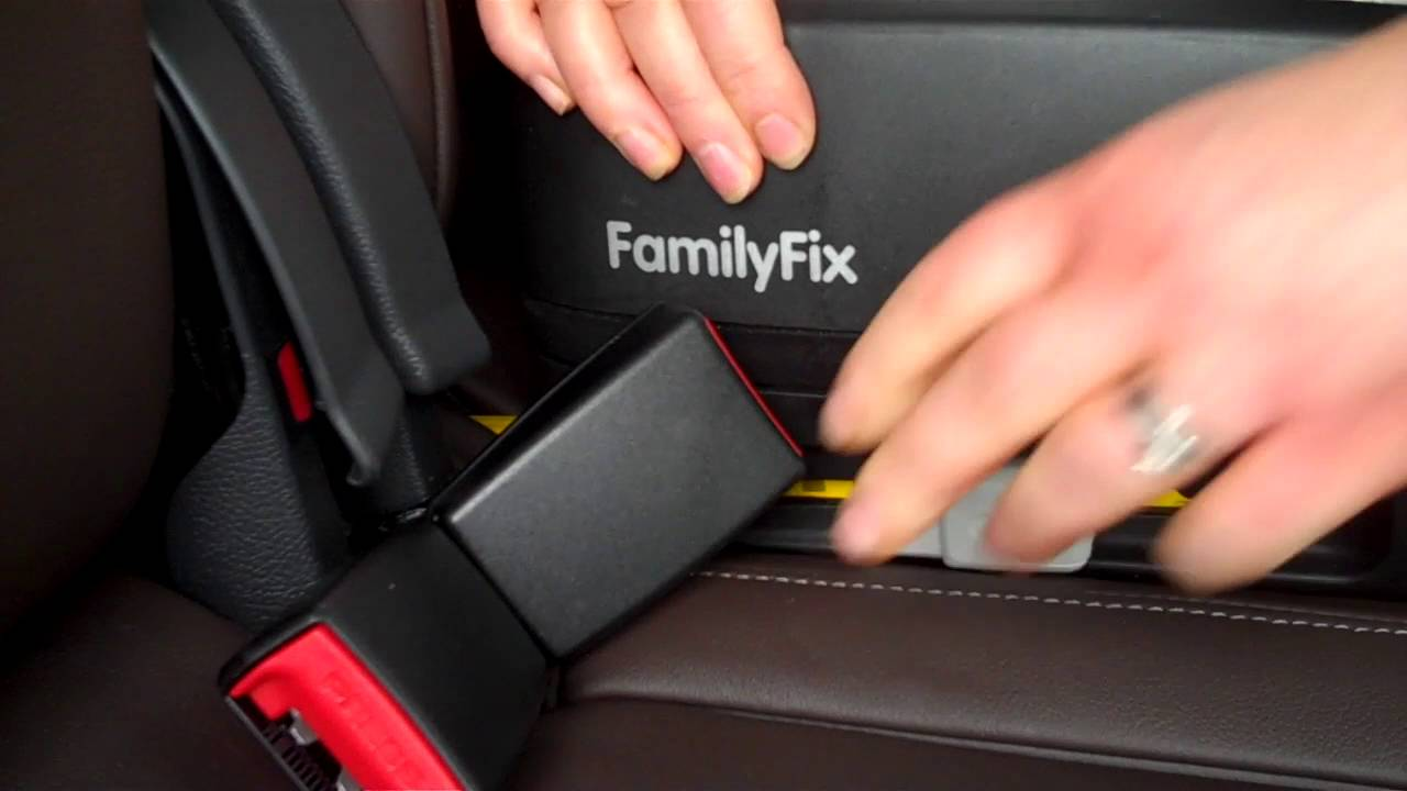 how to fit a child seat with isofix fittings to a skoda youtube. Black Bedroom Furniture Sets. Home Design Ideas
