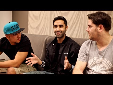 RUDIMENTAL x MONTREALITY /// Interview 2013