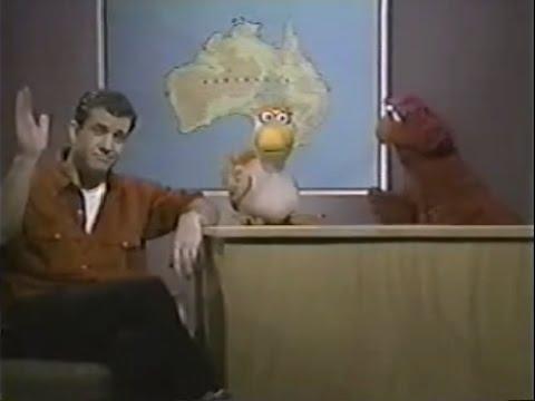 Sesame Street - Mel Gibson and Telly Monster (1992)
