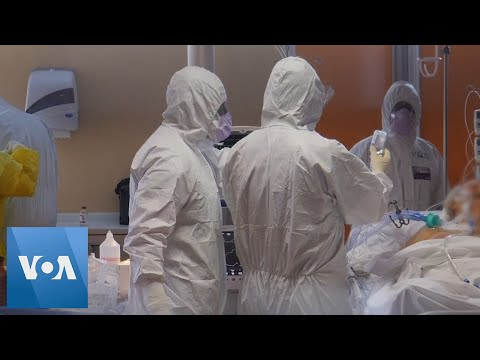 New Rome Hospital Quickly Filled with Coronavirus Patients