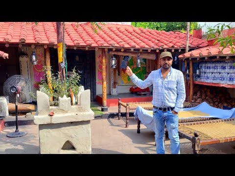 Baati Chokha Restaurant Lucknow | Taste Of Banaras एक ख़ूबसूरत रेस्टोरेंट | Work Speaks