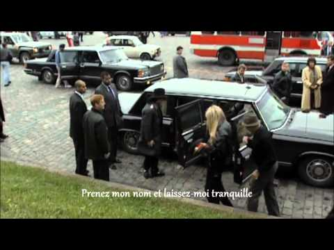 Michael Jackson - Stranger In Moscow (Unofficial music video) VOSTFR