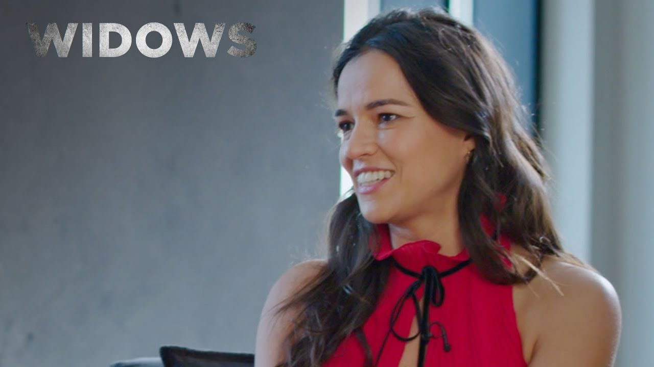Widows | The Roundtable Series: Michelle Rodriguez | 20th Century FOX