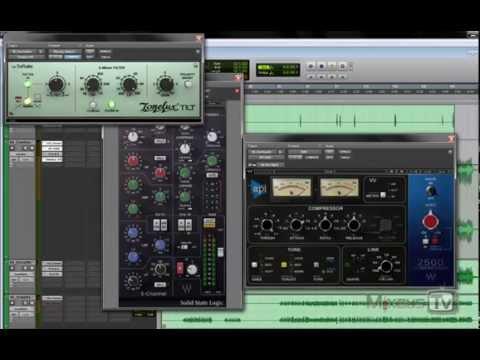 Ultimate Compression Tutorial Pt.10 - Should I EQ before or after compression? Vocals, drum, 2bus