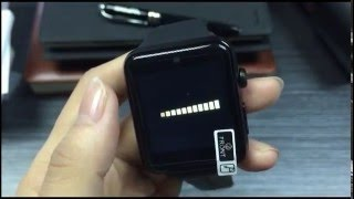 lemfo lf07 smart watch real view unboxing