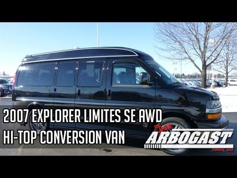 Used 2007 Chevrolet Explorer Limited SE AWD Hi Top ...