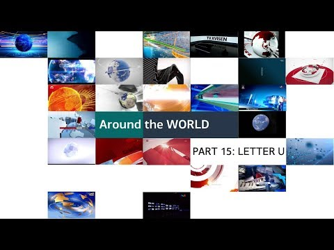 All News Intros from around the world Part 15: Letter U