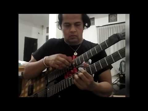THE BEST Garuda Pancasila Instrumental Tapping guitar
