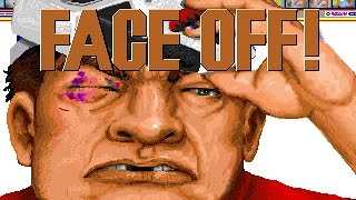 Face Off! (PC/DOS) 1989, MindSpan, Gamestar