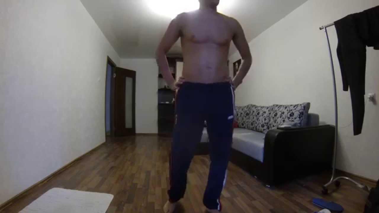 Как накачать мышцы спины в 28