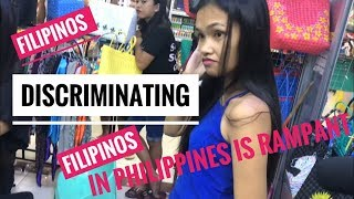 SALESLADY CALLED MOMMY UGLY IN DIVISORIA,MANILA PHILIPPINES