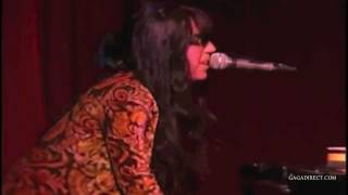 Exclusive: Lady Gaga Performing At The Cutting Room In Nyc Before Famous  Hd  Born This Way