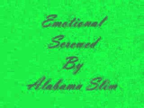 Emotional Carl Thomas Screwed By Alabama Slim