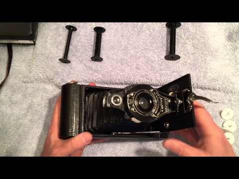 Kodak 2A Hawk-eye Model B